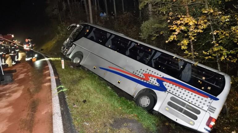 Busunfall B189