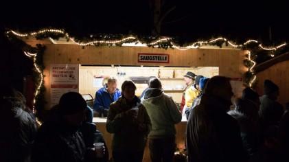 Weihnachtsstraße der Obsteiger Vereine