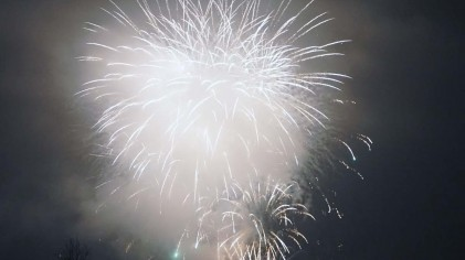 Brandsicherheitswache Neujahrsevent