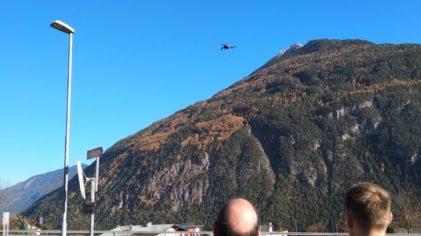Drohnenvorführung BFV Imst